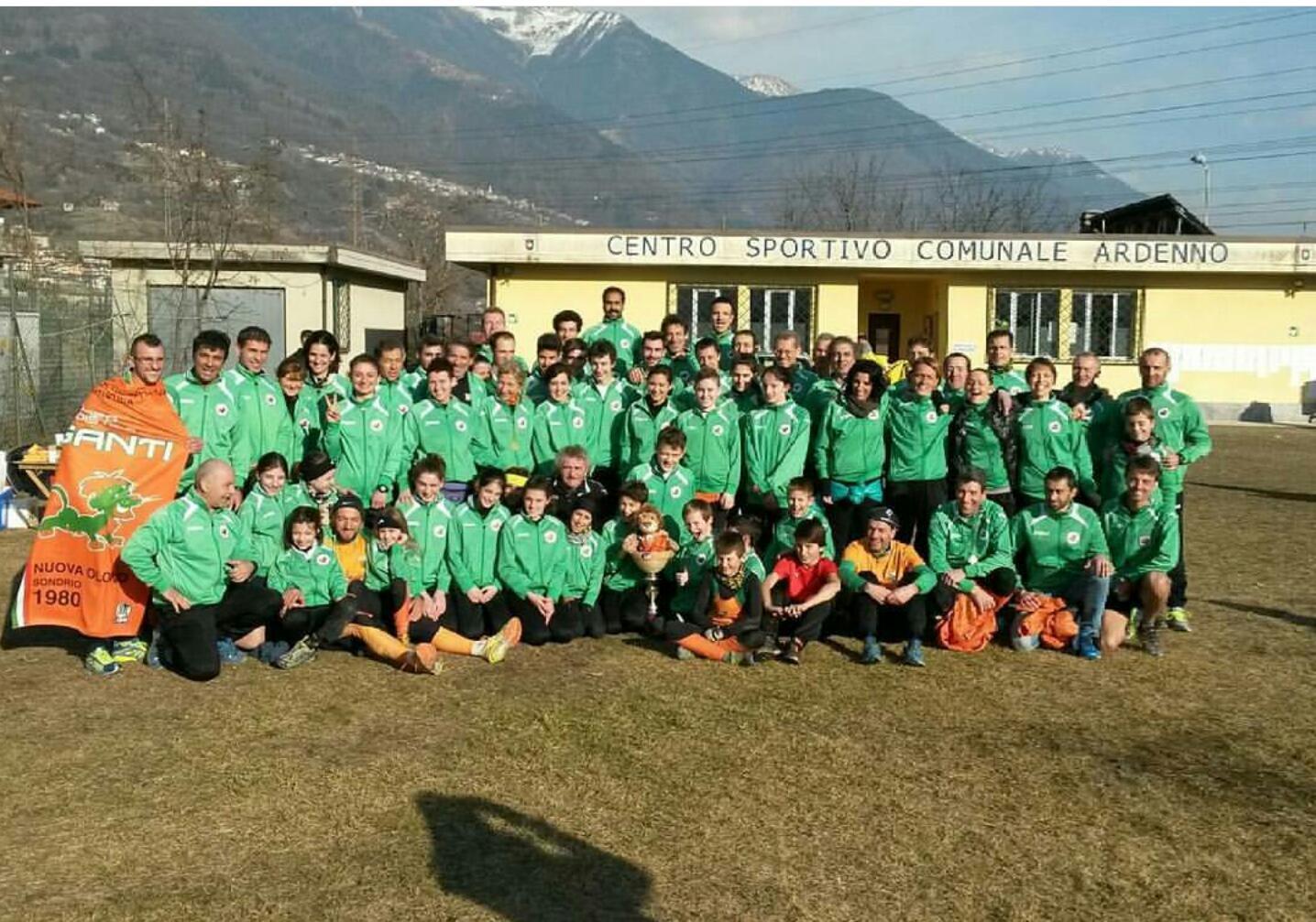 gruppo campioni regionali csi 2015-16