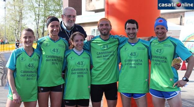 podi maschili e femminili 12 km bosisio 2016