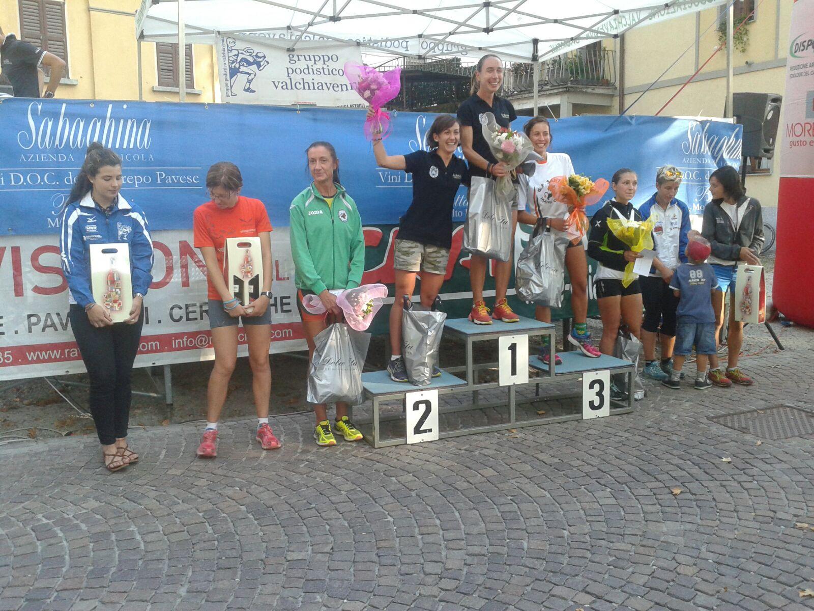 podio marmitte 2015 femminile