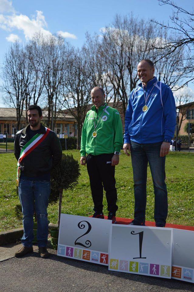Barbaro podio brescia 2017